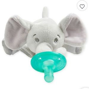 Philips Avent Soothie Snuggle Elephant & Pacifier